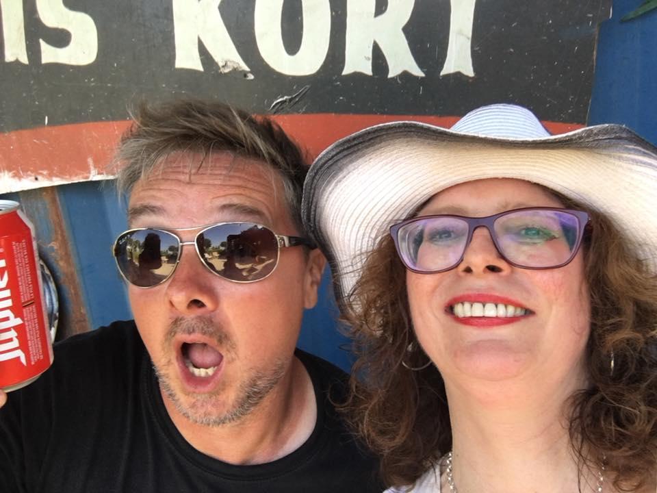Alexander Koning and Marceline 2018