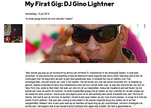 my first gig dj Gino Lightner marcelineke 300x216 - My First Gig DJ Gino Lightner