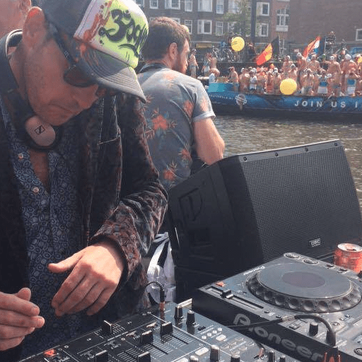 "misja boot 2019 - Misja Xampl (NL): ""My gut feeling has always been my best teacher"""
