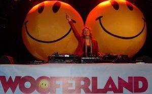 Marcy Goes Wild, Paradiso Amsterdam, Winterwooferland 2012