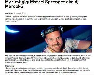 my first gig dj marcel sprenger 300x241 - Marcel Sprenger (NL)