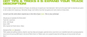 tips en tricks 5 marcelineke 300x129 - HoT Tips & Tricks # 5