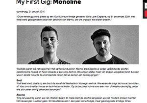 My-first-gig-Monoline-marcelineke