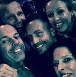 ADE 2016 Tom and Marceline and group 294x300 - MWoT: Wim Vanoeveren aka DJ/producer Tom Hades (Belgium)