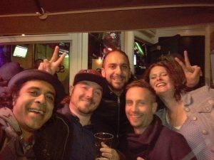 ADe 2016 Tom hades and marceline and minitech 300x225 - MWoT: Wim Vanoeveren aka DJ/producer Tom Hades (Belgium)