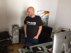 Paulo Pereira studio 300x225 - MMM: Paulo Pereira aka DJ/producer A.Paul (Portugal)