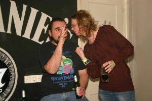 daniel english en ik frisco in 1 maart 2014.jpg crop 300x200 - MWoT: Daniel Englisch aka DJ/Producer Diablo (NL)