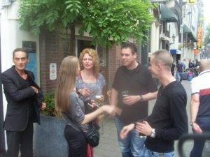 dj vortex and marceline Frisco Inn 300x225 - MMM: Pim Verhaagen aka DJ Vortex (NL)