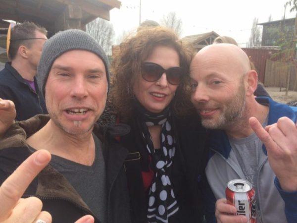 met ben en cellie op tpl 2017 - MWoT: Marcel Moulijn aka DJ Cellie (NL)