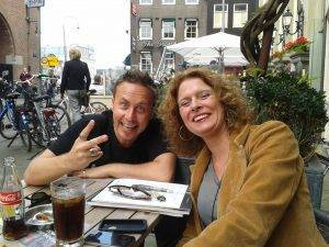 real interview Tom Hades and Marceline October 2014 300x225 - MWoT: Wim Vanoeveren aka DJ/producer Tom Hades (Belgium)