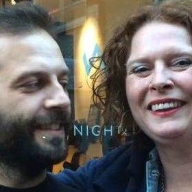 DJ Enrico Sangiuliano and Marceline ADE 2016