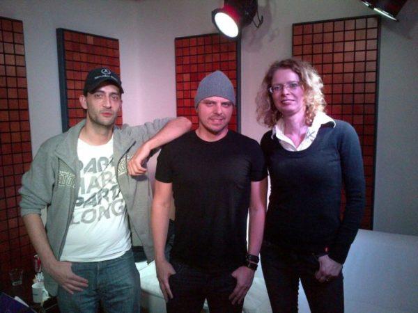 met markus schultz en dennis - MMM: DJ/producer Markus Schulz (USA)