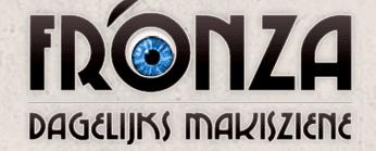 fronza logo - Marcy's Writing Wall: Fronza.nl