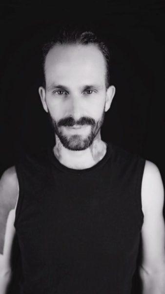 DJ Christian Barbuto in 2016