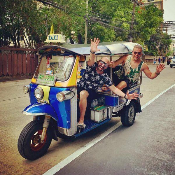 "chus ceballos bangkok 2019 - Chus & Ceballos (ES): ""We zijn positieve mensen"""