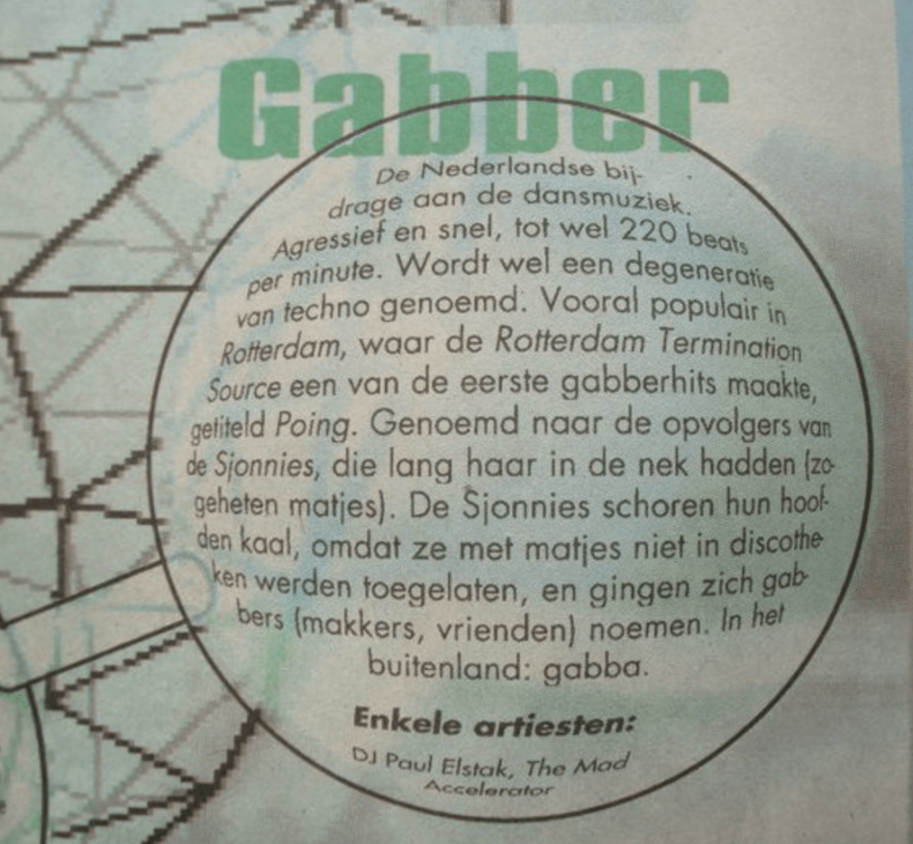 "xlr8 als bekende act NL gabber 1024x946 - Axel Rator (NL): ""And then there was house"""