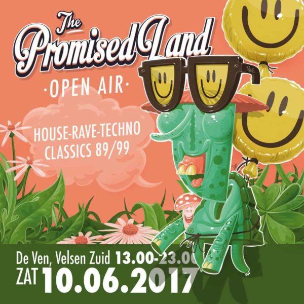 The Promised Land 2017 Marcelinke