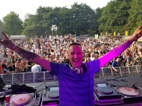 "dj arjuna 4 - Arjuna (NL): ""Who I would I like to see on the line-up?"""
