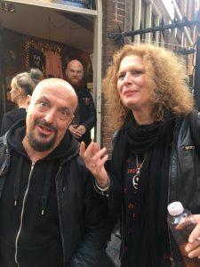 Marceline en Patrice van den Berg 2019