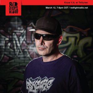 DJ Tellurian recently