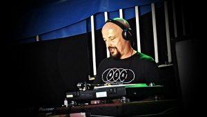 DJ/producer Patrice van den Berg