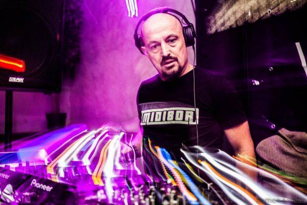 DJ/producer Patrice van den Berg (NL)