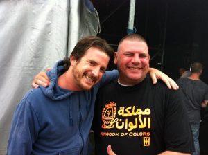 DJ Edgaritot with DJ Luciano
