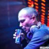 DJ Jerome at work