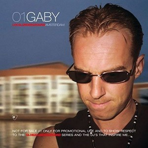 CD cover GABY