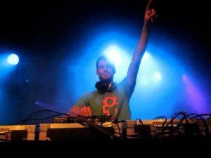 DJ/producer Enrico Fuerte