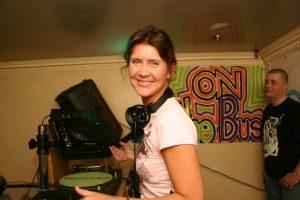 Audrey Clarke aka Lady DJ Ace