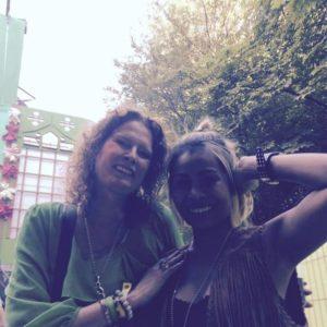 Nakadia en Marceline 2017 Mystic Garden Festival