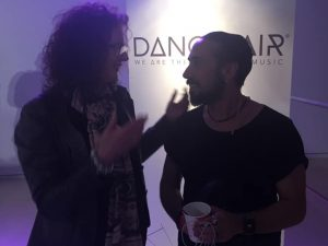Marceline & Cristian Varela at the Dancefair 2019