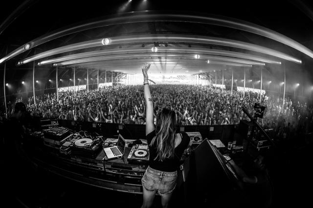 """Pukkelpop by FIlle Roelants 1 - Charlotte De Witte (BE): """"That gig was the worst of the worst"""""""