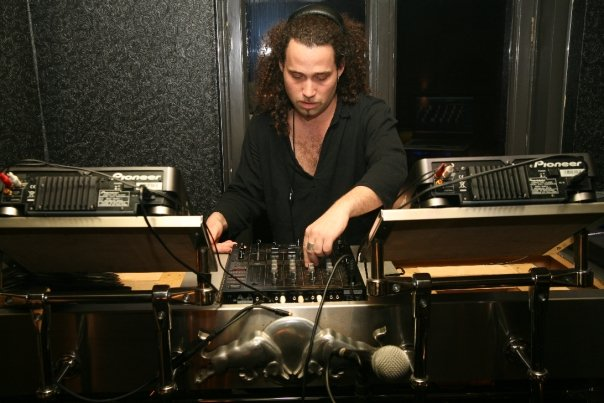 "Club Mansion Amsterdam 2007 - Oded Nir (ISR): ""My mother is my scariest supporter"""