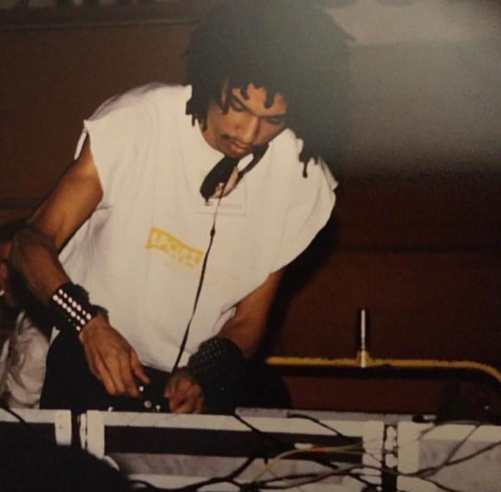 """orlando voorn als beginnend DJ 1024x1005 - Orlando Voorn (NL): """"Ik kreeg een staande ovatie"""""""