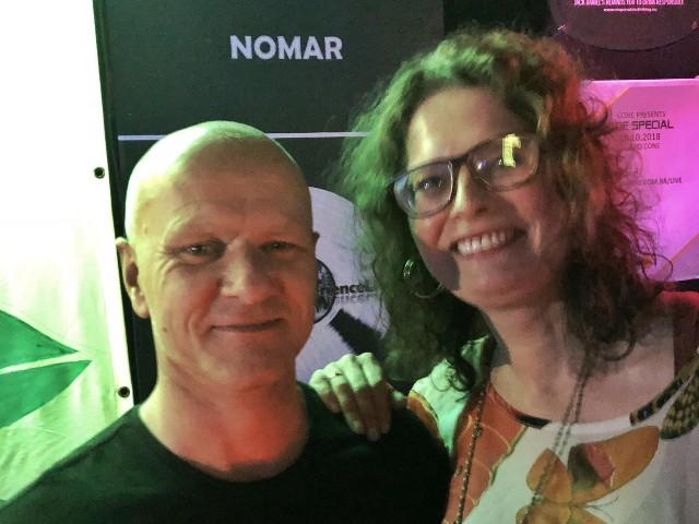"Pat Baker en Marceline oktober 2018 bijgesneden - Pat Baker (NL): ""As ready as I could be!"""
