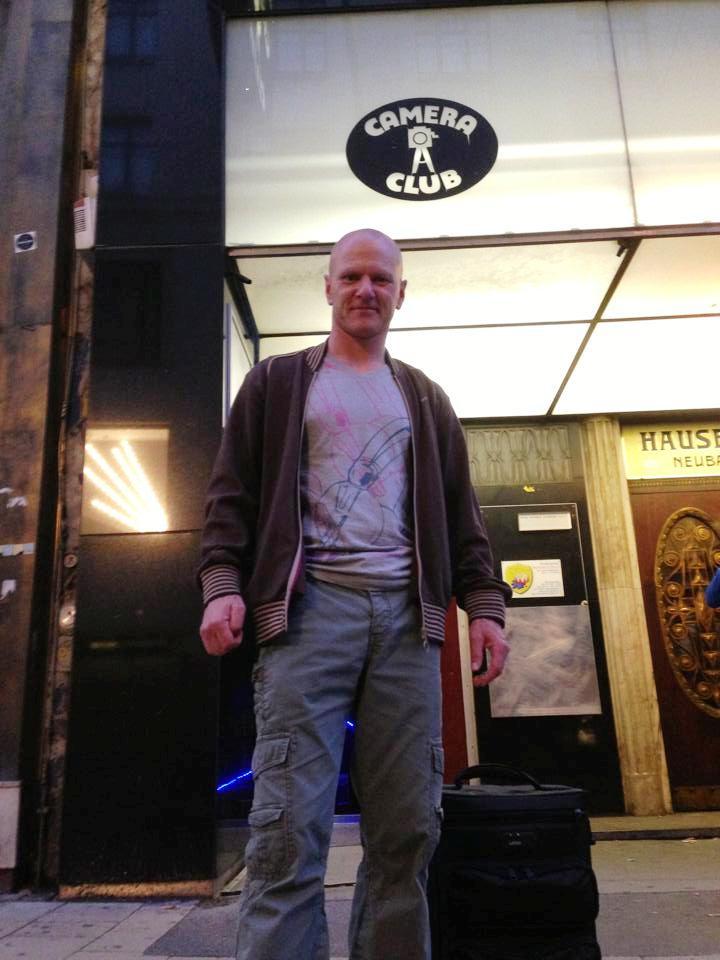 "cameraclub - Pat Baker (NL): ""As ready as I could be!"""