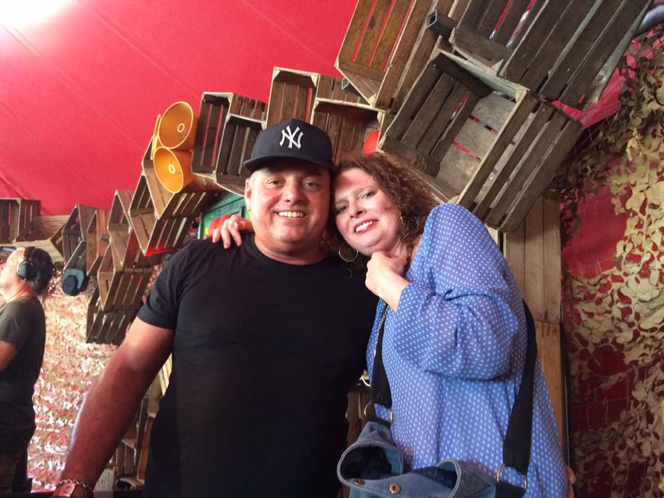 DJ Jurgen and Marceline 2017