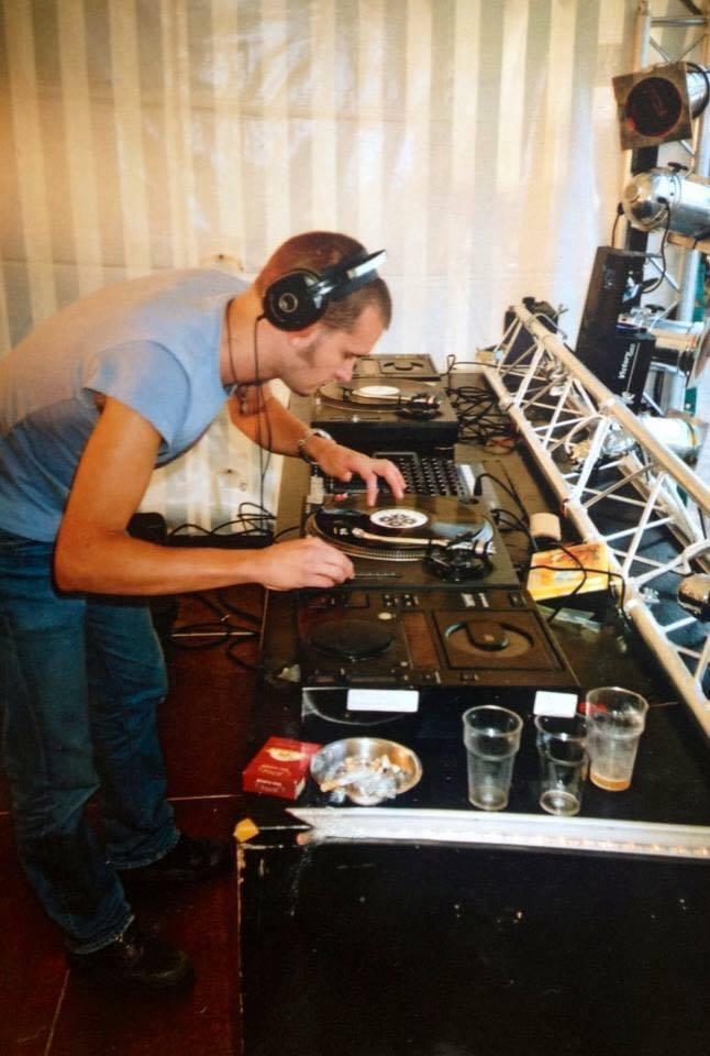 """liberty festival 2 - Buurman Van Dalen (NL): """"Mijn maten waren hartstikke trots"""""""