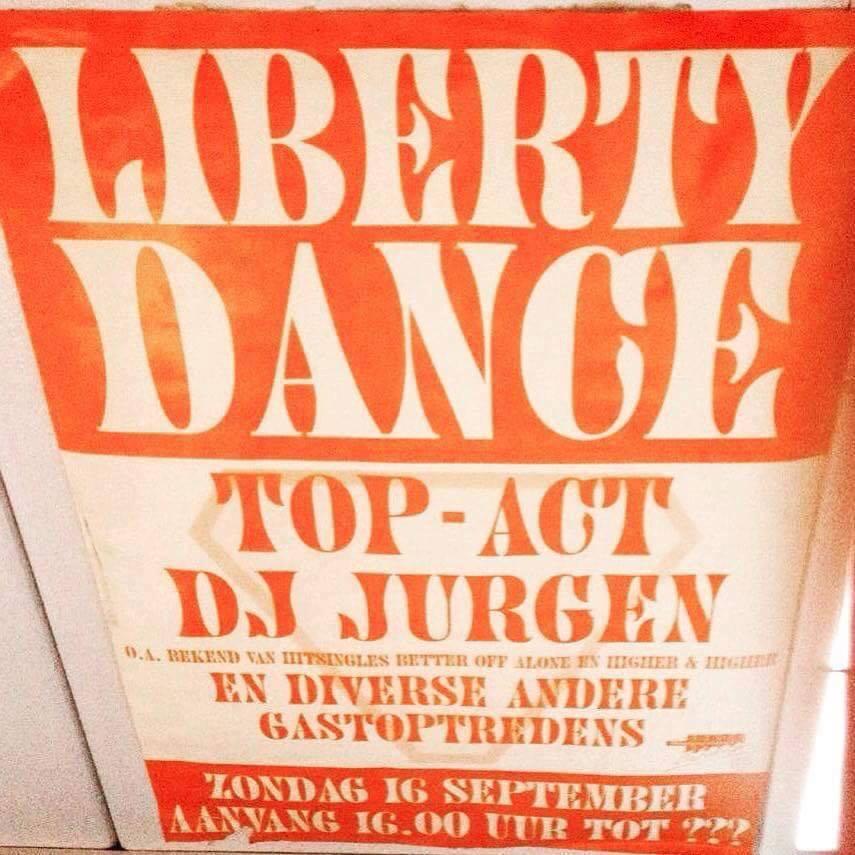 """poster liverbty dance - Buurman Van Dalen (NL): """"Mijn maten waren hartstikke trots"""""""