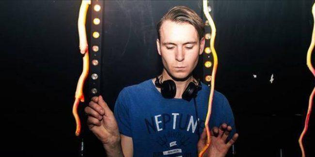 2015: Boudewijn Böhre aka DJ Ken Böhre