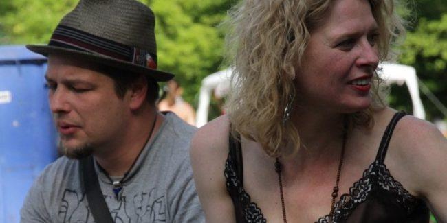 Paulus DB and Marceline 2012