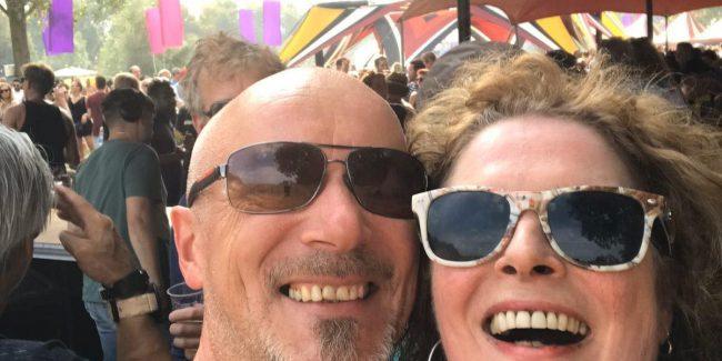 Roberto DaVinci & Marceline Aug 31st 2019 at Wooferland