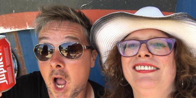 Alexander Koning en Marceline 2018 op Thuishaven