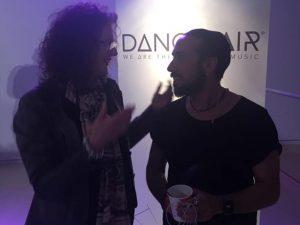 Marceline & Cristian Varela at the Dancefair 2019