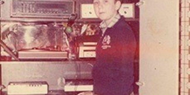 Henri Kicken had als kind al een eigen radiostation