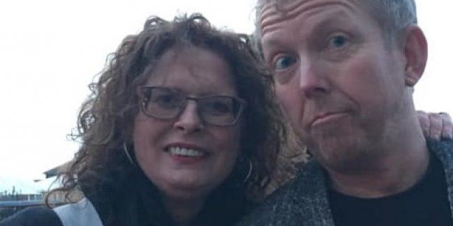 Marceline en Michel Becks maart 2019